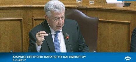 """""""Το ρεύμα κοστίζει, αλλά θα σπείρετε και φέτος"""" λέει ο Παναγιωτάκης στους ΤΟΕΒ"""