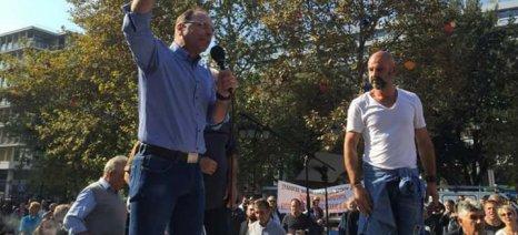 Για συλλαλητήριο στη Zootechnia οργανώνεται η Πανελλήνια Συντονιστική Αγροτών