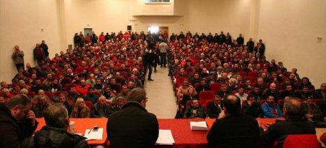 Τριήμερο κρίσιμων συσκέψεων για τις αγροτικές κινητοποιήσεις στις 14-16 Ιανουαρίου