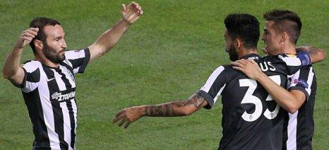 Europa League: Ολοκληρώνεται με τον αγώνα ΠΑΟΚ-Γκινγκάμπ η τελευταία αγωνιστική