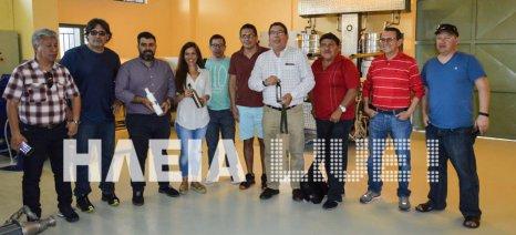 Μετά το ελαιόλαδο η Ηλεία εξάγει και τεχνογνωσία στο Περού