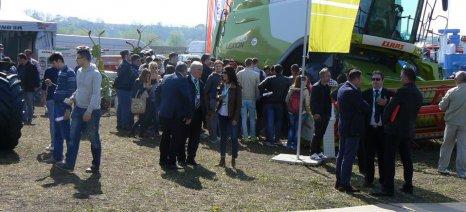 Στη ρουμάνικη έκθεση Agraria ταξίδεψαν τα μηχανήματα της Παπαδόπουλος