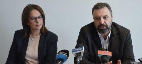 Παπανάτσιου από Σπάρτη: Διμέτωπος αγώνας σε εσωτερικό και εξωτερικό