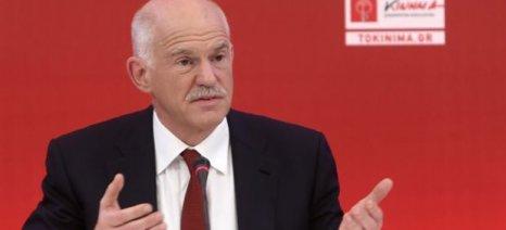 """""""Με ένα ελληνικό σχέδιο και την συναίνεση του λαού θα ξεπεράσουμε την κρίση"""""""