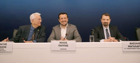 Τον νέο Ελληνικό Διαστημικό Οργανισμό παρουσίασε χθες ο Παππάς