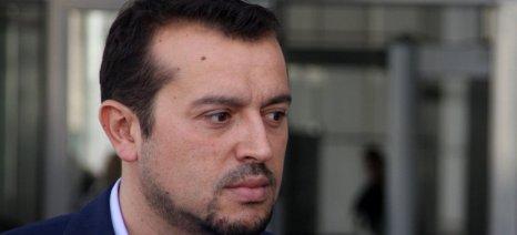 Νίκος Παππάς: Στημένες οι αθλιότητες των επιθέσεων αγροτών προς βουλευτές