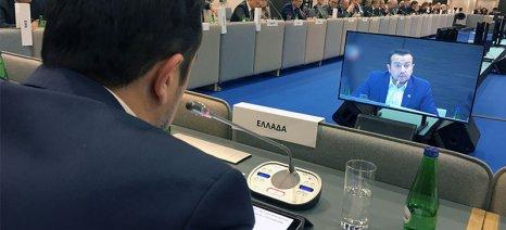 """Ο υπό σύσταση Ελληνικός Διαστημικός Οργανισμός θα """"τρέξει"""" τις εφαρμογές για την ανάπτυξη της ψηφιακής γεωργίας στην Ελλάδα"""