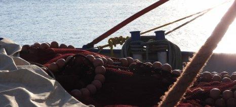 Τα πρόσθετα μέτρα που ζήτησαν στις 24 Μαρτίου οι Έλληνες παράκτιοι αλιείς από την Κομισιόν