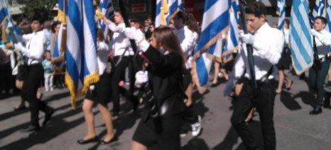 Στην Πάτρα ο Τσιρώνης για τις εορταστικές εκδηλώσεις  της 28ης Οκτωβρίου