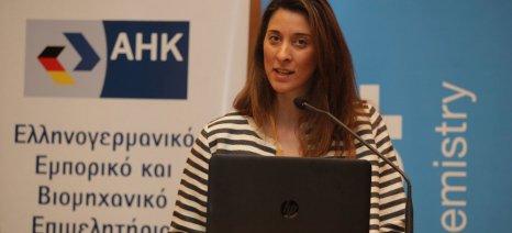 Το όραμα της εταιρείας λιπασμάτων Haifa παρουσιάστηκε στο 3ο Ελληνογερμανικό Φόρουμ Τροφίμων