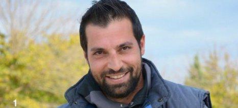 Ο Παναγιώτης Πασσάς βραβεύτηκε ως ο Αγρότης της Χρονιάς στη Μονεμβασιά