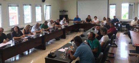 Επίσπευση διαδικασιών αποζημίωσης των χαλαζόπληκτων αγροτών ζητά η αντιπεριφέρεια Πέλλας