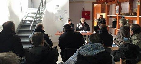 Α.Σ. Πελεκάνος: Τα μέλη του ξέρουν από τώρα τις επιπτώσεις της ΚΑΠ στο εισόδημά τους