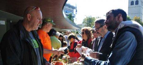 Παραδοσιακοί σπόροι προϊόντων μοιράστηκαν στο κοινό από την Κοινότητα «Πελίτι» Ν. Κοζάνης