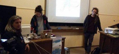 """Εκδήλωση για τη δημιουργία λαχανόκηπων στην εμπόλεμη Συρία διοργάνωσε το """"Πελίτι"""" στη Δράμα"""