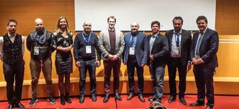 Στα Ευρωπαϊκά Σαλόνια η Πανελλήνια Ένωση Νέων Αγροτών