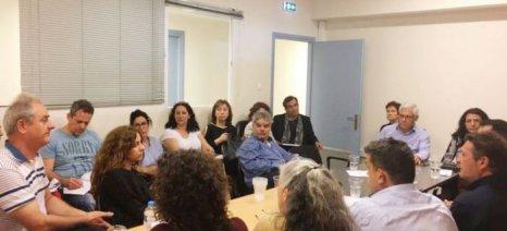 Τα θέματα των σταύλων συζητήθηκαν στην Π.Ε. Αιτωλοακαρνανίας - σήμερα σύσκεψη για τις τιμές στο γάλα