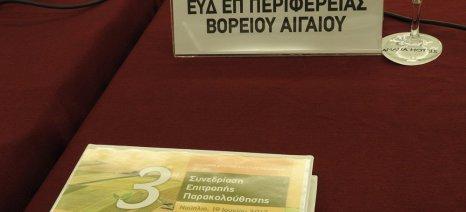 """Τεχνική συνάντηση για το Μέτρο 16 """"Συνεργασία"""" του ΠΑΑ στο Βόρειο Αιγαίο"""