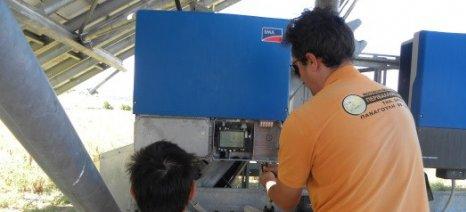 Υπογράφτηκε η πρώτη σύμβαση αγρότη με ΔΕΗ για virtual net metering στο νομό Λάρισας