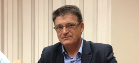 Πέτροβιτς: Τα χέρια μας είναι δεμένα, η γη δεν μπορεί να απορροφήσει τα νερά του Έβρου