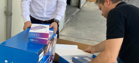 Interamerican και Philips Hellas παρέδωσαν 5 φορητούς υπερηχοτομογράφους στο Υπουργείο Υγείας