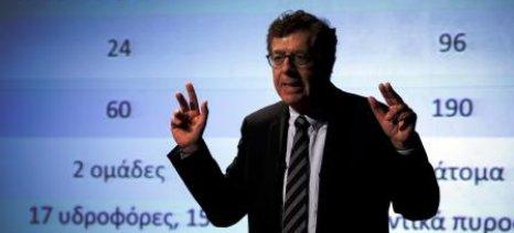 Ο καθηγητής Κ. Συνολάκης στην επιτροπή για τις επιπτώσεις της κλιματικής αλλαγής στις ελαιοκαλλιέργειες της Κρήτης