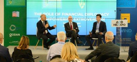 Η οικονομική διπλωματία προωθεί την εξωστρέφεια των ελληνικών επιχειρήσεων
