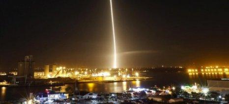 Με επιτυχία εκτόξευσε πύραυλο στο διάστημα αμερικανική εταιρεία