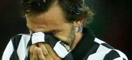 Έκλαψε από απογοήτευση ο Πιρλό