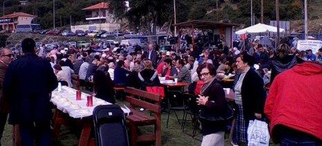 Στις 7 Οκτωβρίου η γιορτή κτηνοτροφίας στον Πλαταμώνα του δήμου Νέστου