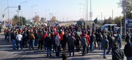 Στους δρόμους οι αγρότες της Θεσσαλίας την Τετάρτη