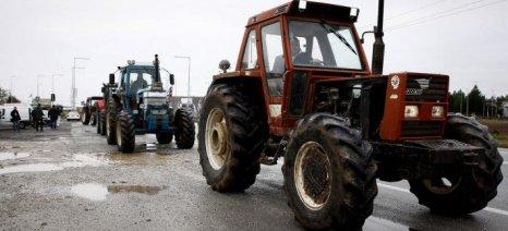 Σε νέα διαμαρτυρία προχωρούν αύριο στη Λάρισα οι Ενωτικές Ομοσπονδίες Αγροτικών Συλλόγων Θεσσαλίας