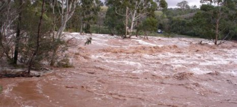 Εκατομμύρια ευρώ οι ζημιές από τις πλημμύρες στη Θεσσαλία