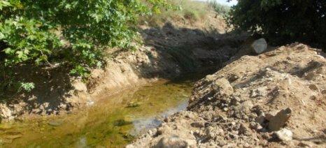 Πρόστιμο σε όσους χρησιμοποιούν νερό από ρέματα, ποτάμια, γεωτρήσεις και πηγάδια χωρίς άδεια
