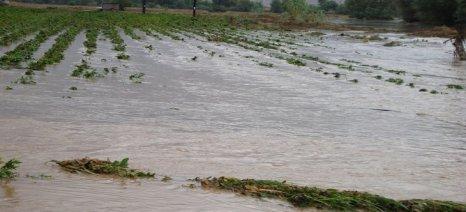Μεγάλες καταστροφές έφεραν τα καλοκαιρινά μπουρίνια