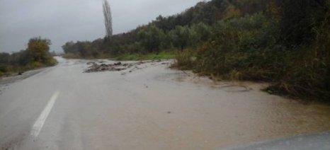 Μέχρι 1 Δεκεμβρίου οι δηλώσεις ζημιάς για την πλημμύρα της 17ης Νοεμβρίου στην Αγιά