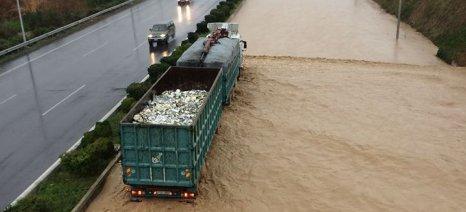 Ανοιχτή επιστολή αγροτών δήμου Δίου-Ολύμπου για τις καθυστερήσεις στα αντιπλημμυρικά έργα