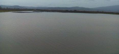 Την παρατεταμένη ανομβρία ακολούθησαν πλημμυρικά φαινόμενα
