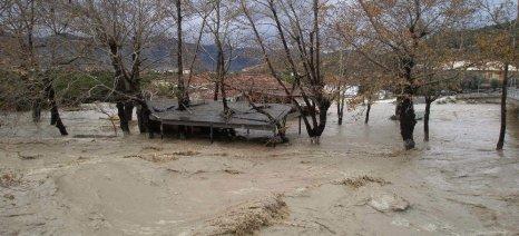 Έως 2 Οκτωβρίου οι δηλώσεις ένταξης στα ΠΣΕΑ για τις πλημμύρες στην Άρτα