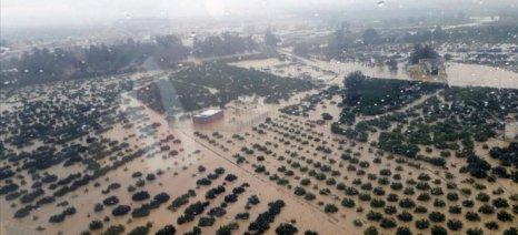 Δικαίωμα προκαταβολής τσεκ κατά 70% από 16 Οκτωβρίου σε 10 χώρες έδωσε η Κομισιόν, λόγω φυσικών καταστροφών