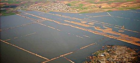 Κυβερνητικό κλιμάκιο επισκέφθηκε τις πλημμυρισμένες περιοχές στις Σέρρες