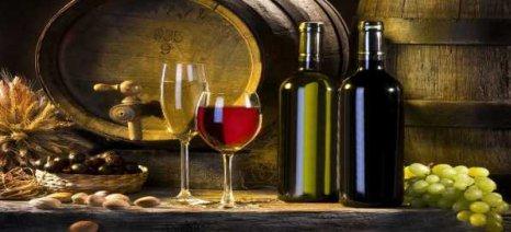 ΦΠΑ στο 13% για το κρασί ζητούν οι οινοποιοί και εναλλακτικά μέτρα για τις ογκομετρήσεις