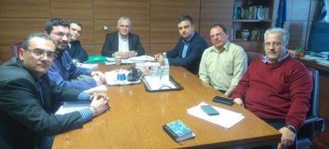 Για το πρόγραμμα Νέων Αγροτών και τα Σχέδια Βελτίωσης συζήτησε η ΠΟΣΓ με την ηγεσία του ΥΠΑΑΤ
