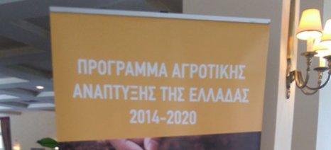 Προθεσμία κατάθεσης φυσικών φακέλων των υποψηφίων για τα δύο προγράμματα Μεταποίησης έως 20 Φεβρουαρίου
