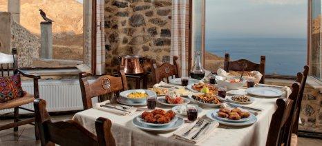 Ελληνικό πρωινό από 410 ξενοδοχεία σε όλη την Ελλάδα