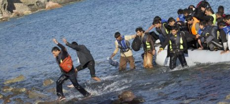Αυξήθηκαν οι πρόσφυγες στην Ελλάδα