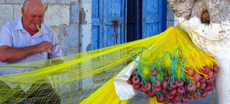 Λιγοστεύουν τα αλιεύματα στις θάλασσες της δυτικής Κρήτης