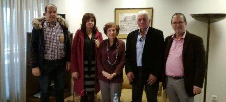 Πολλές οι δράσεις του Α.Σ. Ζαγοράς: Ενημέρωση για τη φυτοπροστασία, γιορτή Αγίου Τρύφωνα, Agrotica και συλλαλητήριο
