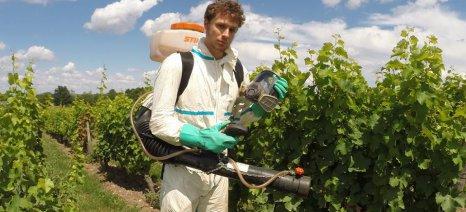Οδηγίες για ορθή εφαρμογή των φυτοπροστατευτικών προϊόντων και πρόστιμα στους παραβάτες