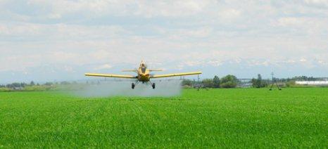 Τον Απρίλιο θα ξεκινήσουν οι ψεκασμοί για τα κουνούπια στην ανατολική Μακεδονία-Θράκη